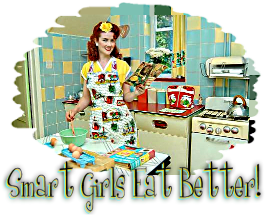 50s retro video! Educated women, retro, 50s, vintage, kitchen