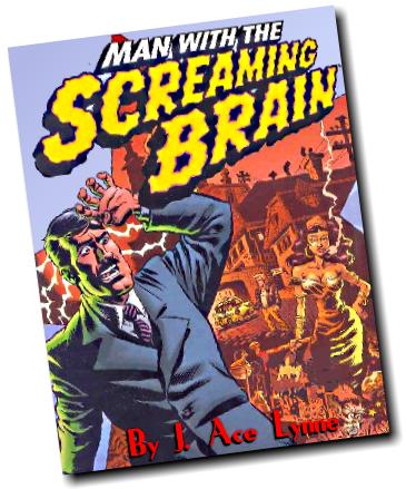Screaming brain x