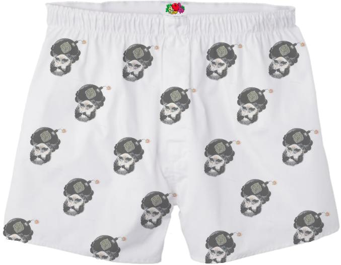 Jihadi boxer shorts
