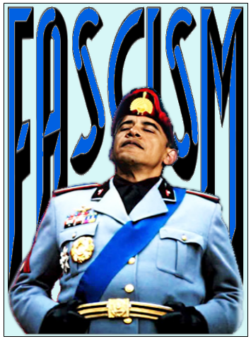 Image result for barack obama fascism