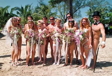 Young generation naked Forget the Mao suits of a generation ago. Actually, forget about any  clothes at all. Naked wedding photos are the hot new trend among young  couples in once ...