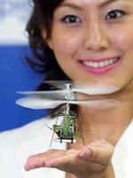 Flying_micro_robot